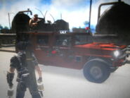 Reapers MV Quartermaster (2) Checking the Menu