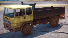 Stria Obrero (civilian with no cargo)