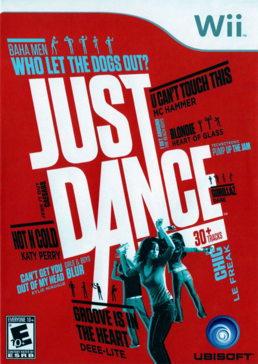 Just Dance Box Art