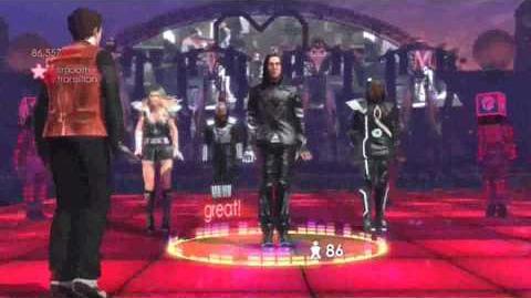 Black Eyed Peas Experience LAMFO Party Rock Anthem Routine