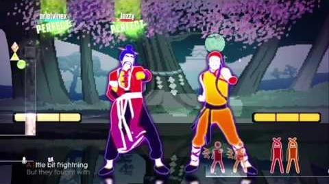 Just Dance 2016 (Unlimited) - Kung Fu Fighting - 7 Jewels