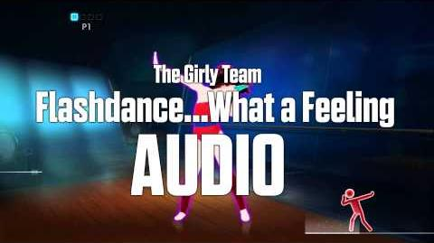 (AUDIO) Flashdance...What a Feeling - The Girly Team