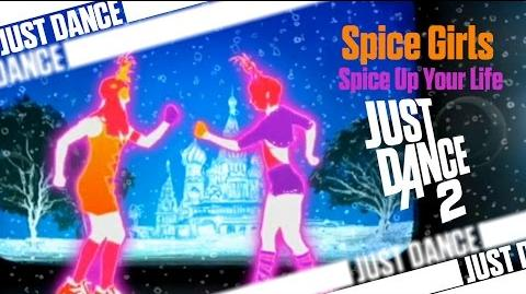 Spice Up Your Life - Spice Girls - Just Dance 2 (DLC)