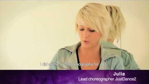 this is it meet the dancers of just dance