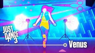 Just Dance 3 - Venus