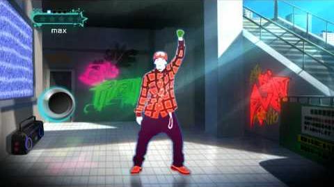 """(ジャストダンス2) JUST DANCE WII 2 DA PUMP """"WE CANT STOP THE MUSIC"""""""