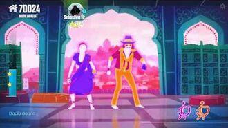 """Just Dance Now """"NEW MUSIC""""Bollywood Rainbow -Kurio ko uddah le jana-"""