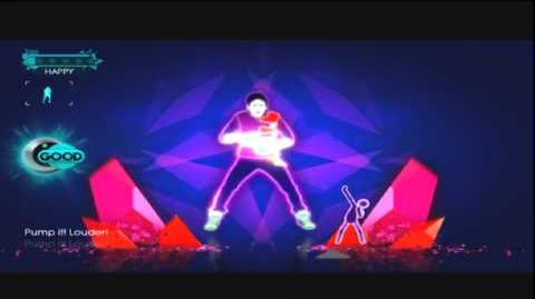 Just Dance 3 Dance Mashup Pump It