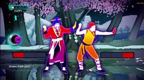 Just Dance Greatest Hits Carl Douglas Kung Fu Fighting Dave Ruffy Mark Wallis Remix