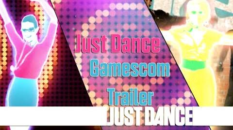 Just Dance - Gamescom 2009 Trailer