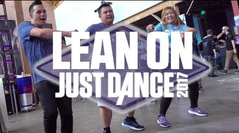 LEAN ON - Just Dance 2017 (Hands On First Play at Ubisoft E3)