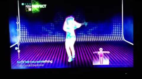 Just dance 4 i had the time of my life mashup