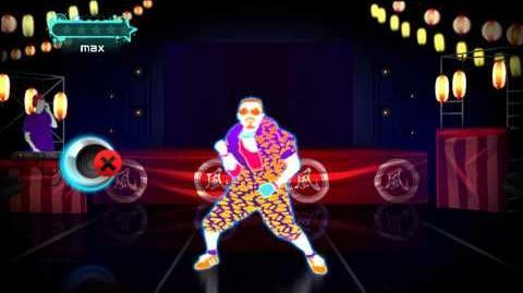 """(ジャストダンス2) JUST DANCE WII 2 ShonanNoKaze """"Suirenka"""""""