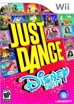JustDanceDisneyParty
