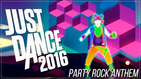 Just Dance 2016 - Party Rock Anthem - 5* Stars