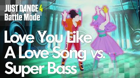 Love You Like A Love Song vs