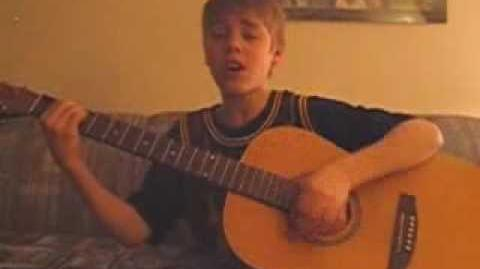 Justin Bieber! Singing Waves of Grace and Spontaneous Worship
