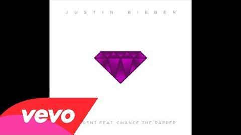 Justin Bieber - Confident (Audio)