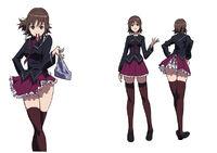 Yukizome Kukuri Concept