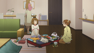 Yui, Ui and their mother