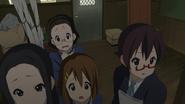 Mifuyu, Yui, Chizuru and Nodoka