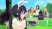 Party for azusa