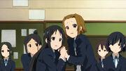 Mio Ritsu lead roles