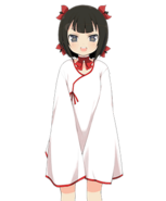 Child Kagura render
