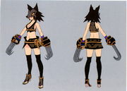 Wolf Assassin 1