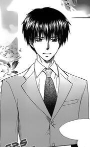 Yuu's debut in the manga