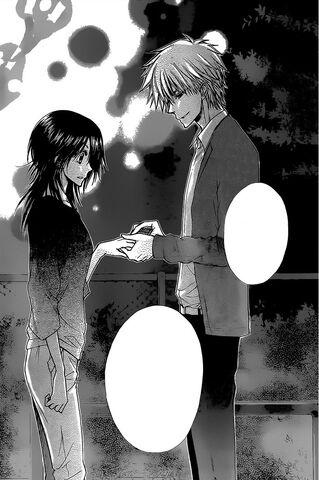 File:Takumi putting the ring on Misaki's finger.jpg