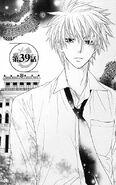 Usui takumi in the manga
