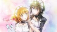 Misaki and honoka