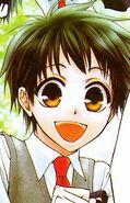 Yukimura in the manga