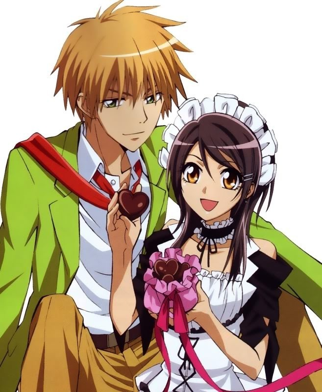 Permalink to Anime Kaichou wa Maid-sama! Subtitle Indonesia
