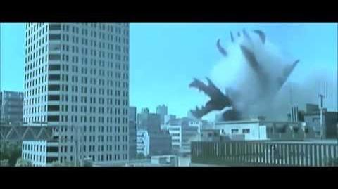 Bagan Attacks (deleted footage from Godzilla Final Wars)