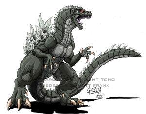 Godzilla Neo