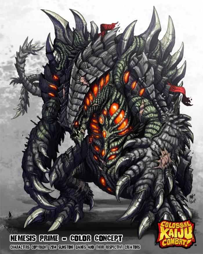 Nemesis Prime - KaijuCombat Wiki