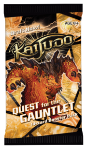 Quest for the Gauntlet booster pack