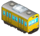 Yellow Train (Station Manager)