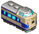 Blue Express Train (Station Manager)