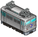 Silver Semi-Express Train (Station Manager)