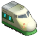 Green Bullet Train (Station Manager)