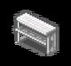 Small shelves - pocket clothier