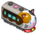 Calico Cat Train (Station Manager)