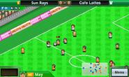 Ingame HUD - Pocket League Story