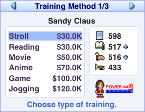 Training-GameDevStory