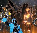 Kamen Riders' Main Forms