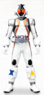 Kamen Rider Bujin Fourze