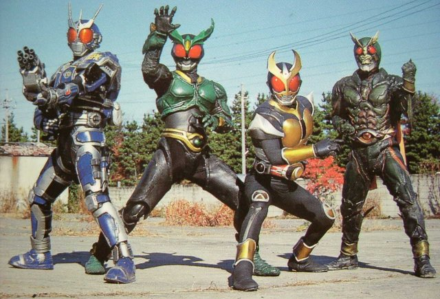 Image result for kamen rider agito all riders